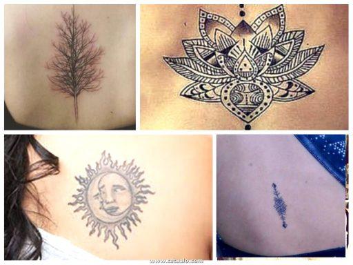 7 Mejores Tatuajes Para Mujeres Para La Espalda Y Sus Significados