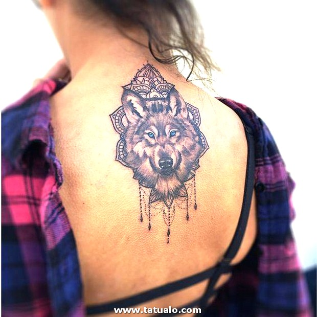 Best Wolf Tattoos Designs 4