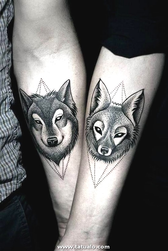 Best Wolf Tattoos Designs 75