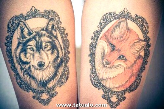 Best Wolf Tattoos Designs 76