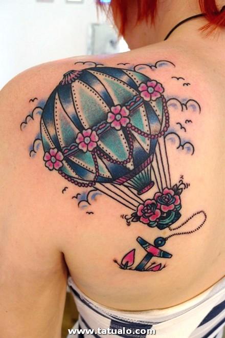 Fotos De Tatuajes En El Hombro Para Mujeres 1