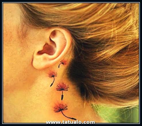 Imagenes De Tatuajes Para Mujer En El Cuello
