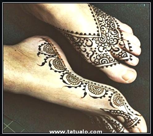 Imagenes De Tatuajes Para Mujer En El Pie Con Flores