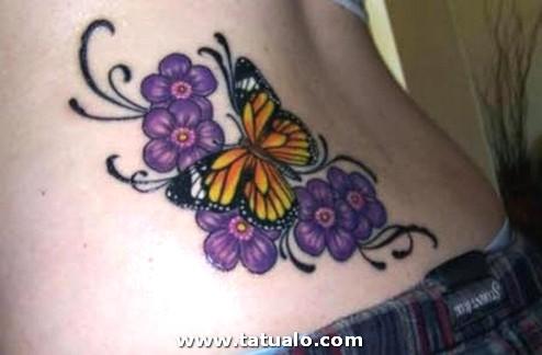 Imagenes De Tatuajes Para Mujeres Espalda