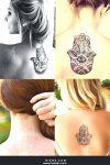 Mano De Hamsa Tatuajes Y Significados Para Las Mujeres 1