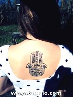 Tattoo Espalda VII 225x300