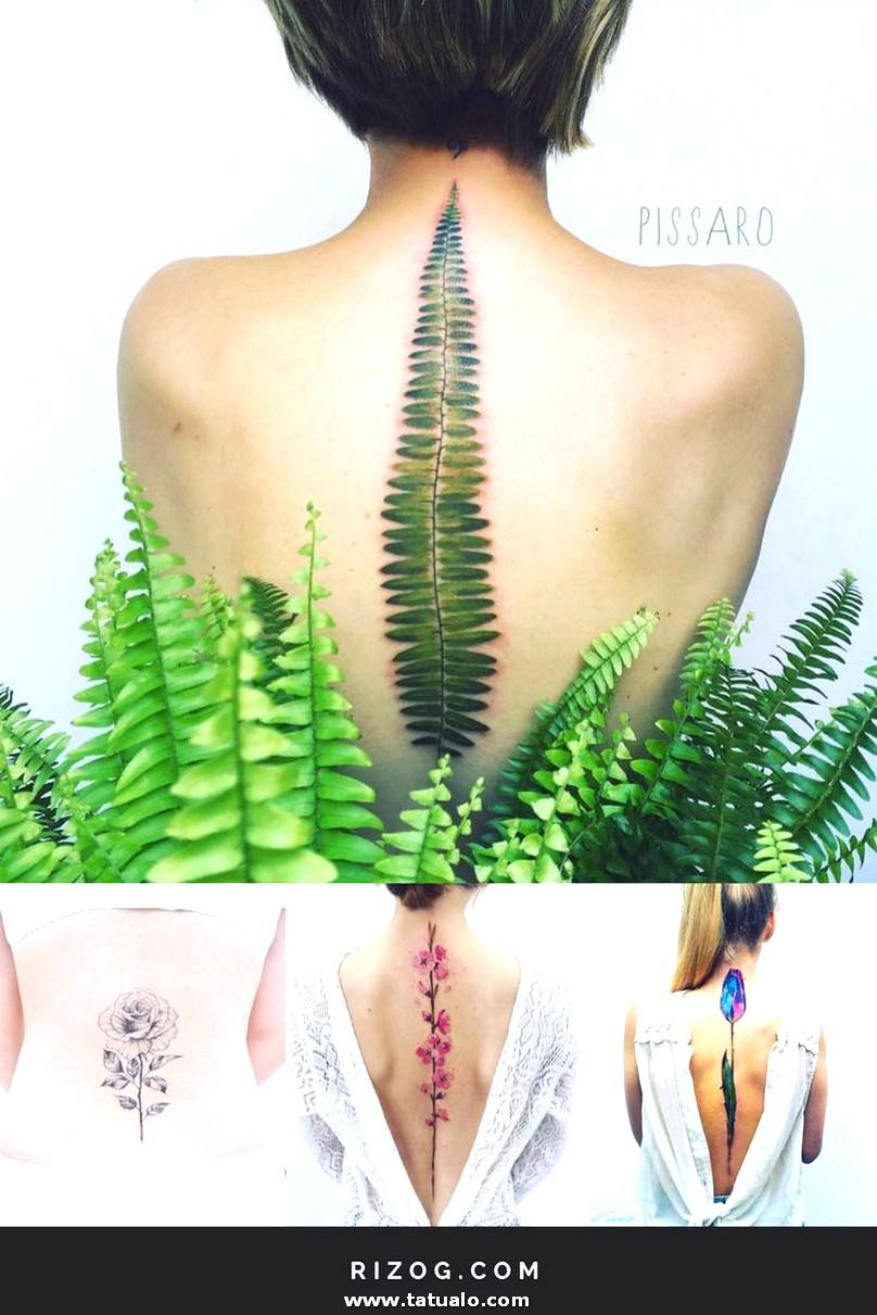 Tatuajes Para Mujeres Espalda Baja