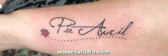 Tatuajes De Nombres Para Mujeres 12 500x168