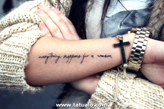 Tatuajes En El Antebrazo Mujer 500x333