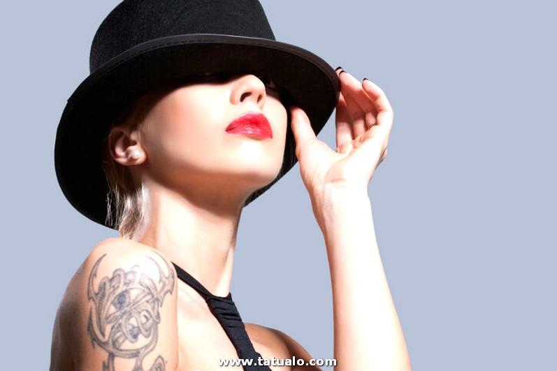 Tatuajes En El Brazo Para Mujeres 02