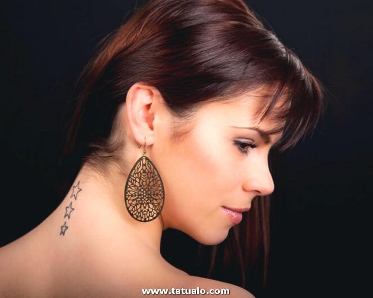 Tatuajes En El Cuello Para Mujeres 02
