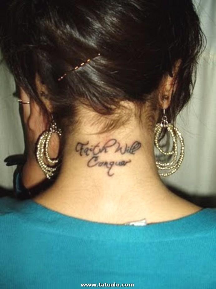 Tatuajes En El Cuello Para Mujeres8