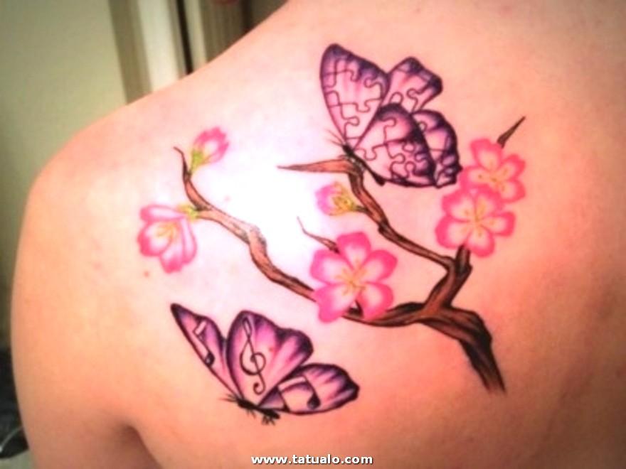 Tatuajes En El Hombro Para Mujeres 13 0