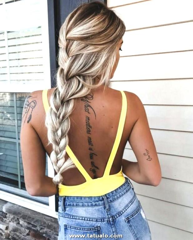 Tatuajes En La Espalda 2