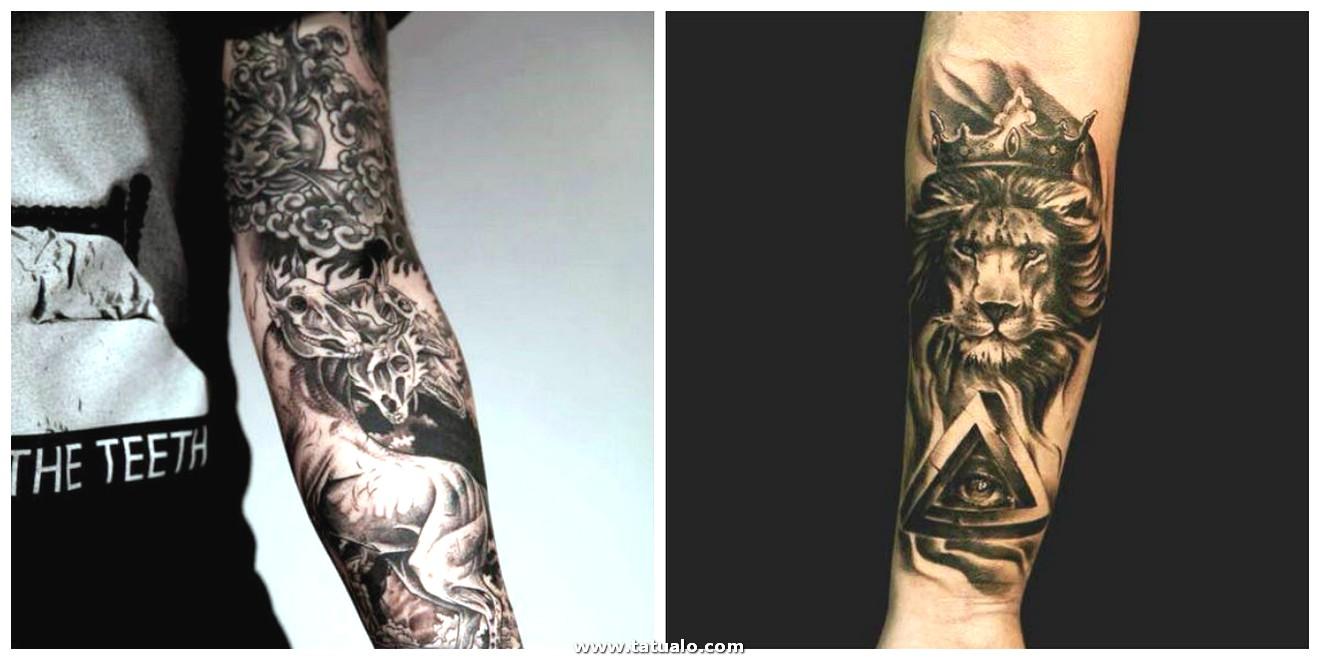 Tatuajes Para Hombres En El Brazo 1