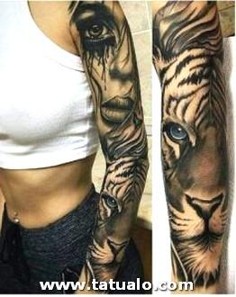 Tatuajes Para Mujer En El Brazo 238x300
