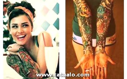 Tatuajes Para Mujer En El Brazo Imagen 370x230