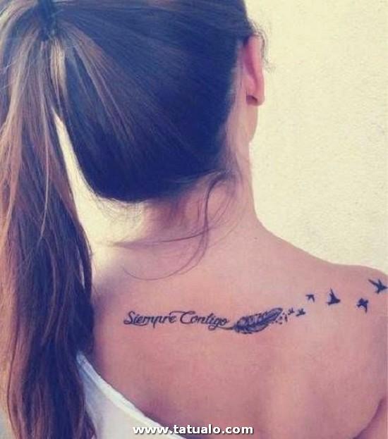Tatuajes Para Mujeres Tendencias 2017 5