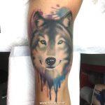 Wolf Tattoo 14 650x650