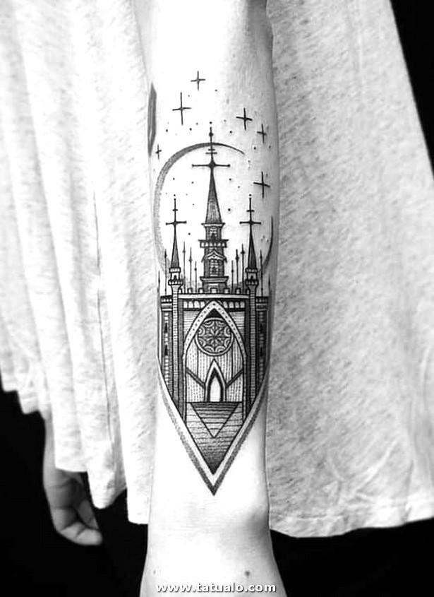 Antebrazo Tatuaje Para Chicas