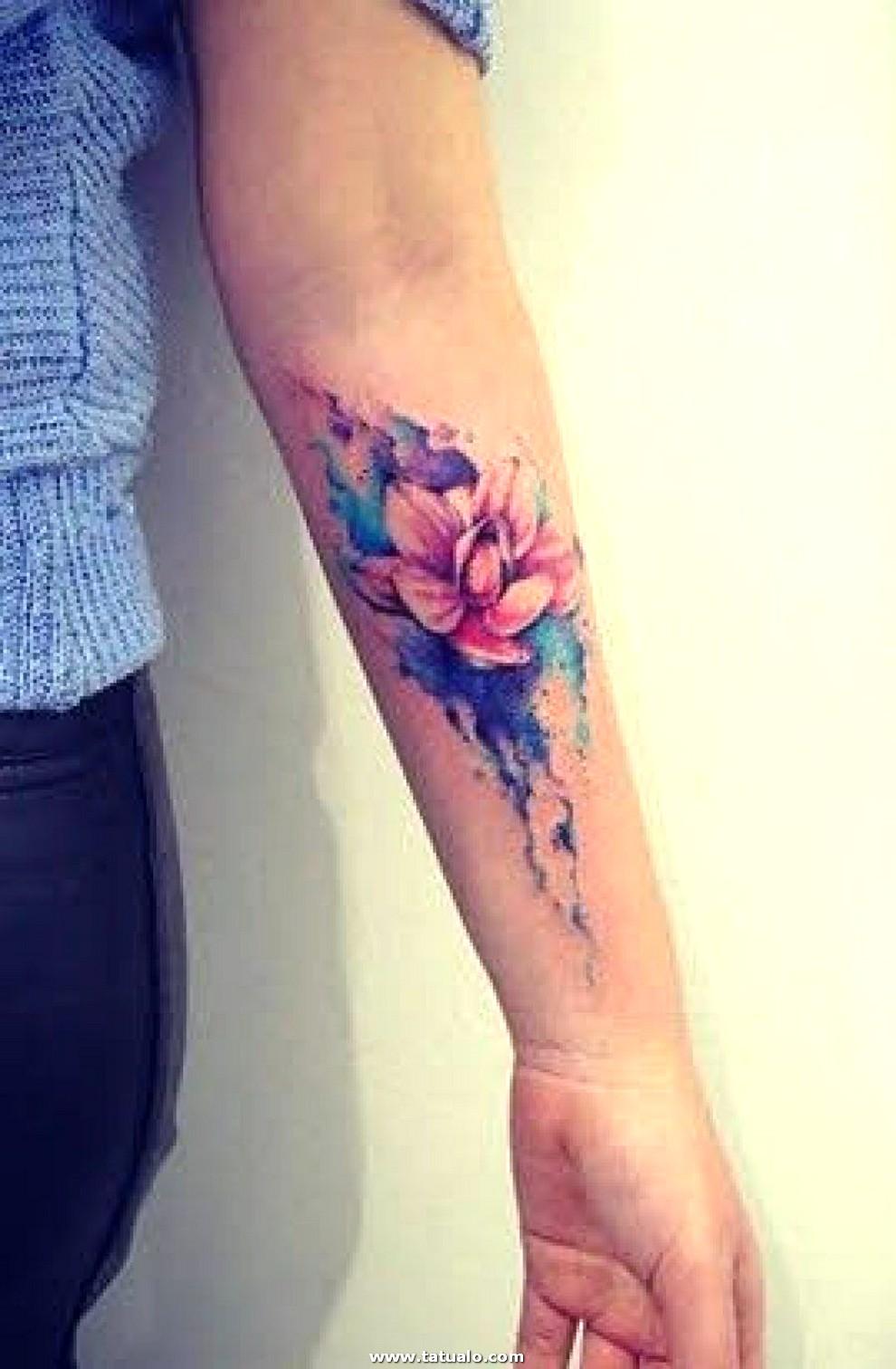 Delicados Tatuajes Para Mujeres En El Brazo Art Pinterest