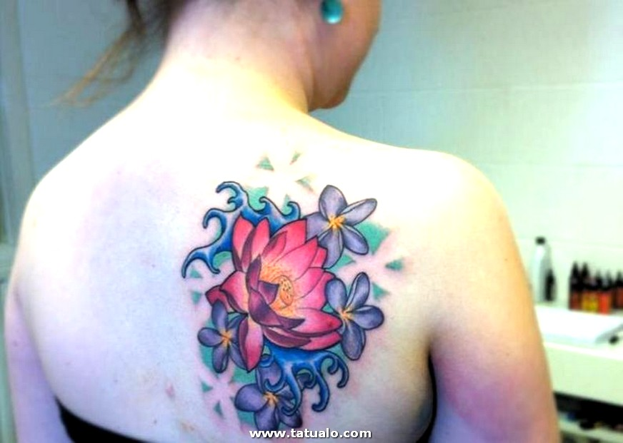 Flores En La Espalda7