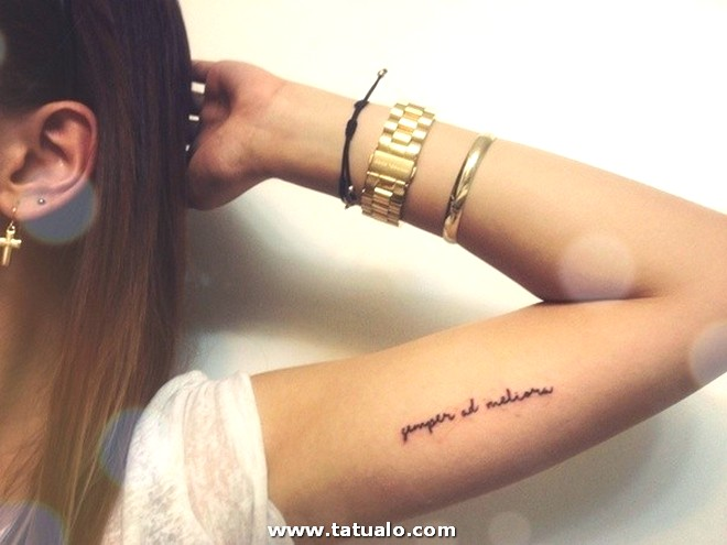 Frase En Latin Para Tu Brazo 600x450