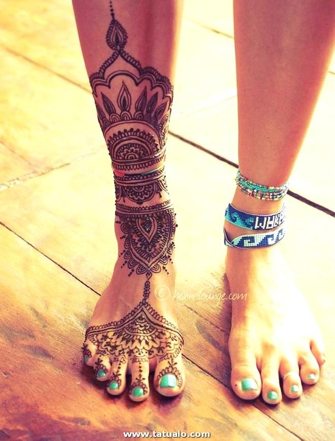 Ideas De Tatuajes Para El Pie