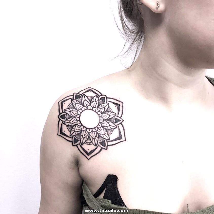 Ideas Para Tattoo En Los Hombros Mujer