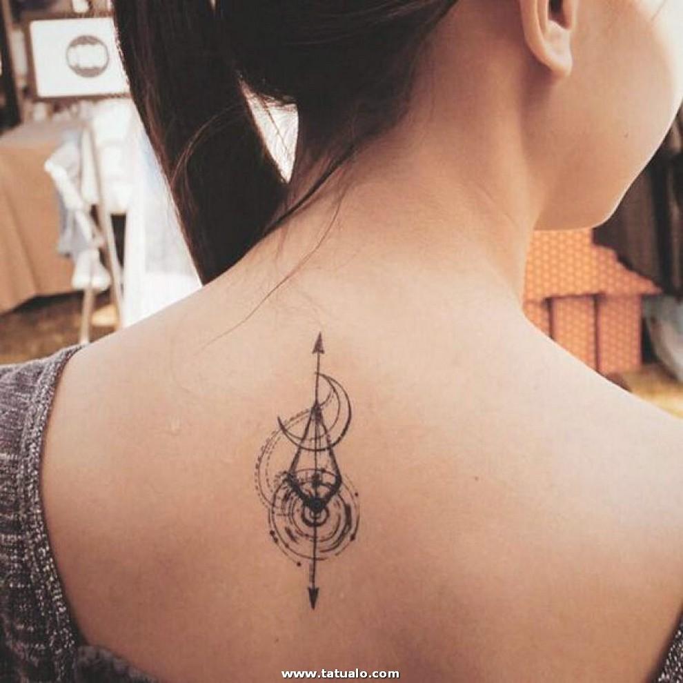 Imagenes De Tatuajes Para Mujeres En La Espalda 3 1