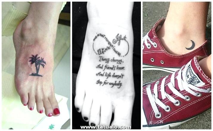 Imagenes Tatuajes En El Pie