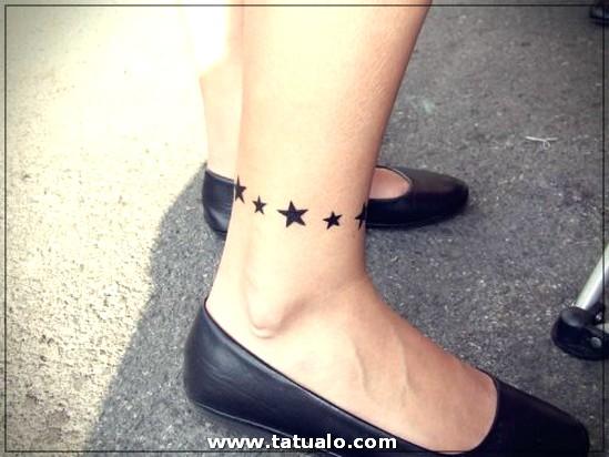 Mandalas Tatuajes Mujer Pierna 500x375