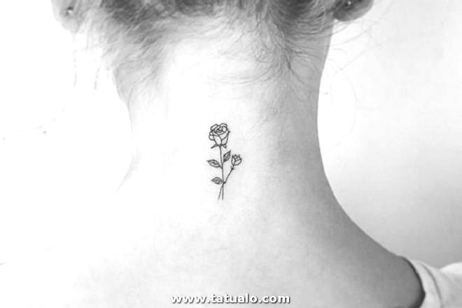 Pequenos Tatuajes De Rosas Para Chicas Que Te Encantaran 1515344756