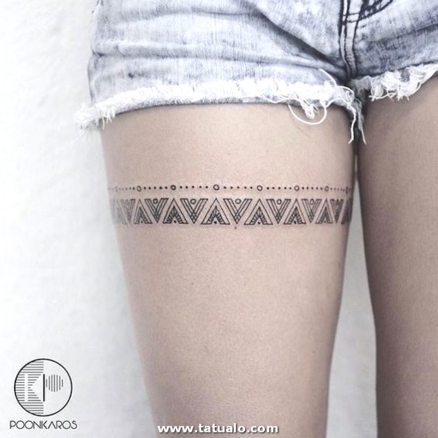 Tattoo Piernas