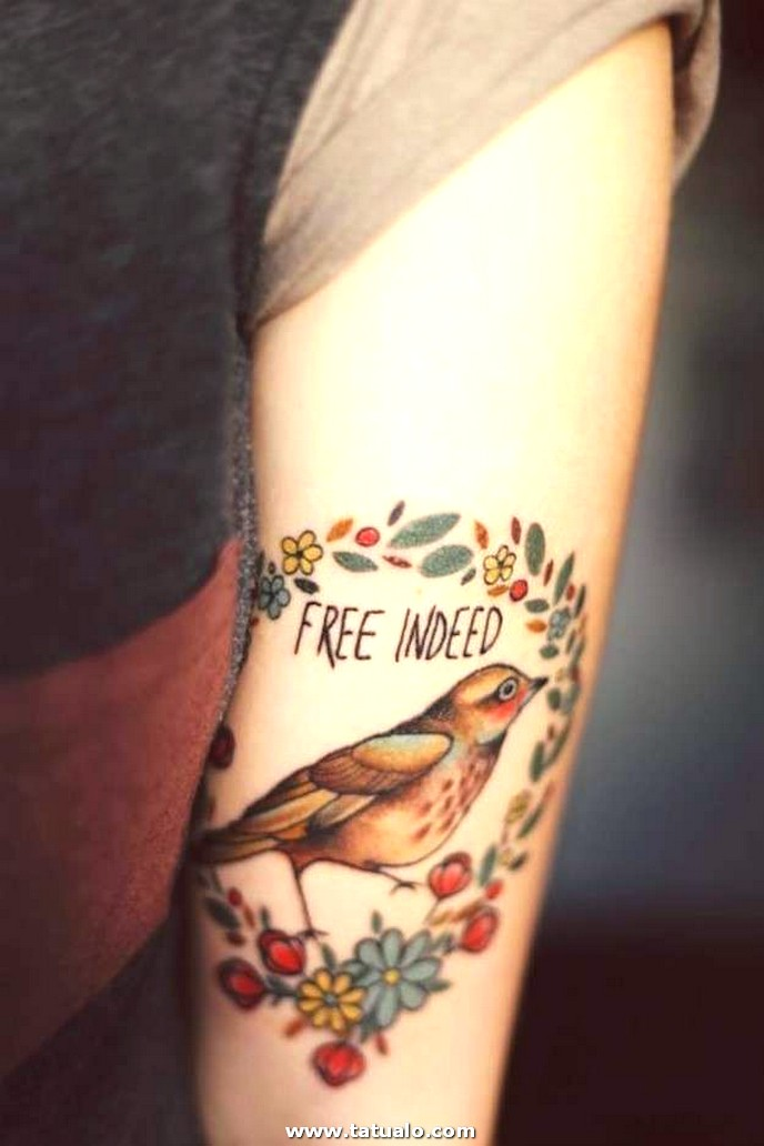 Tatuaje Brazo Naif