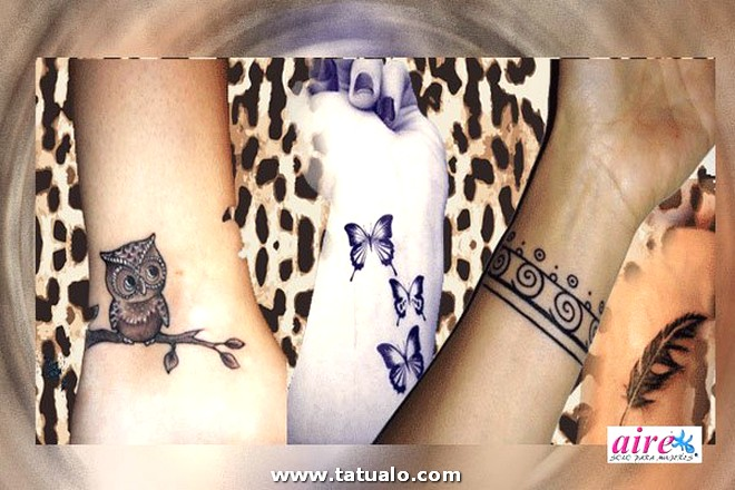 Tatuaje En La Mueca