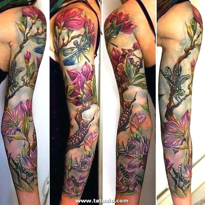 Tatuaje Manga 844