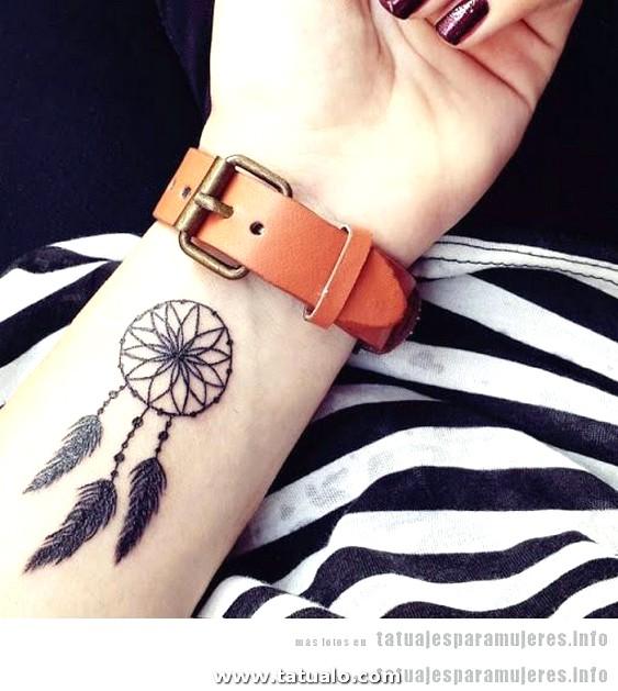 Tatuaje Muneca Reloj 2