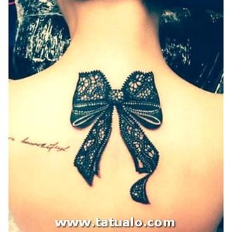 Tatuaje Para Espalda De Mujer