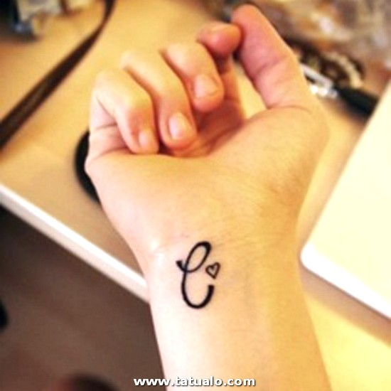Tatuaje Pequeno En La Muneca