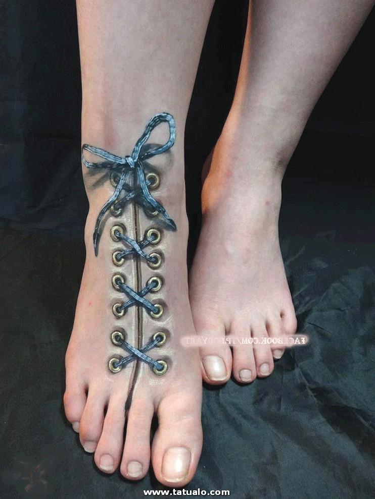 Tatuaje Pie Relista