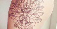 Tatuaje Piernas Mujer
