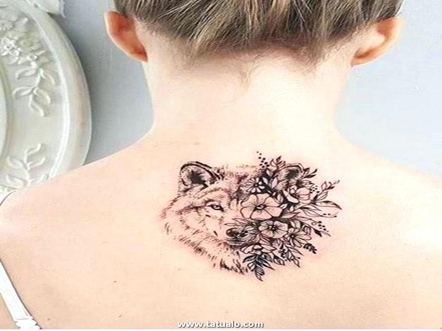Tatuajes Bonitos En La Espalda Mujeres