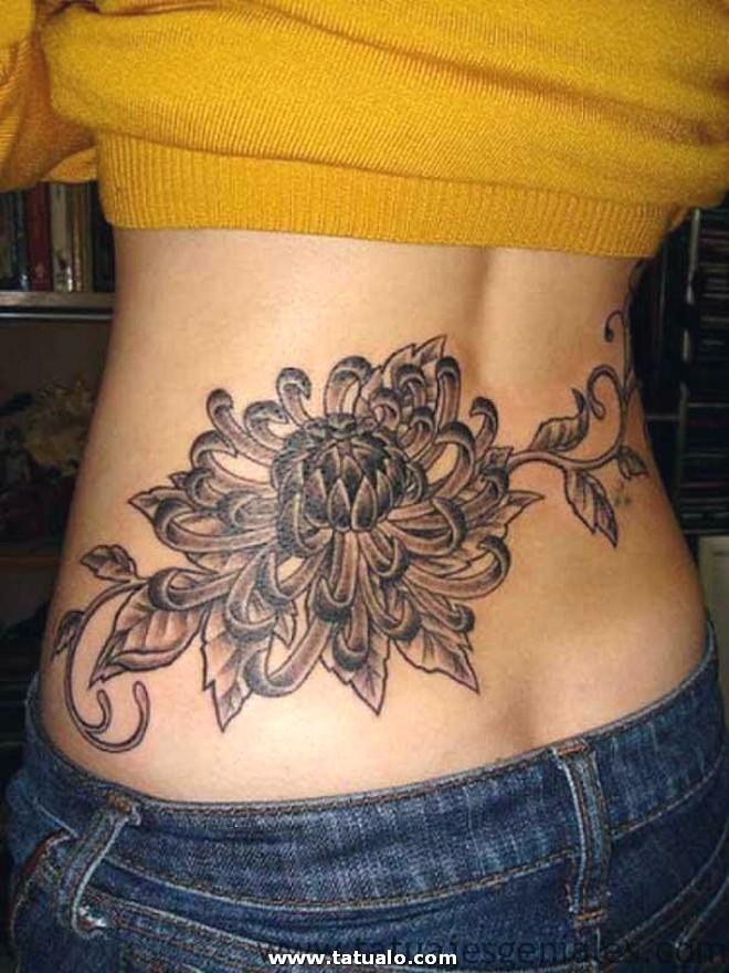 Tatuajes Cadera Atras 2
