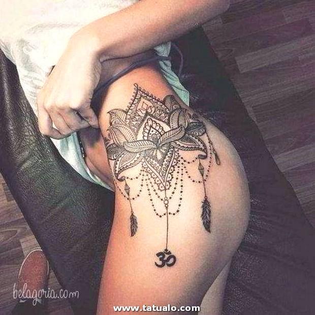 Tatuajes Cintura Mujeres 02