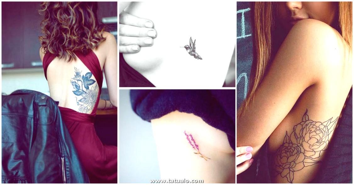 Tatuajes Costilla