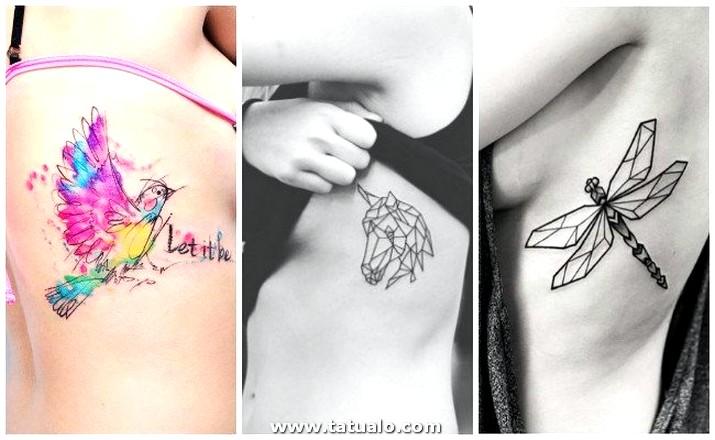 Tatuajes Costillas Para Mujer