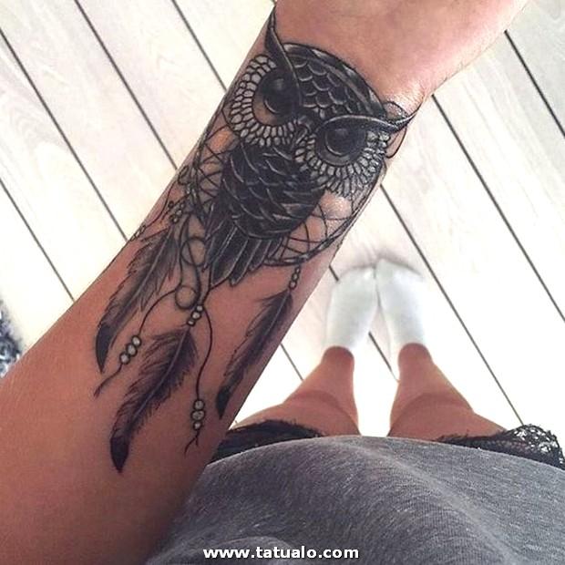 Tatuajes De Atrapasuenos Para Mujeres 11