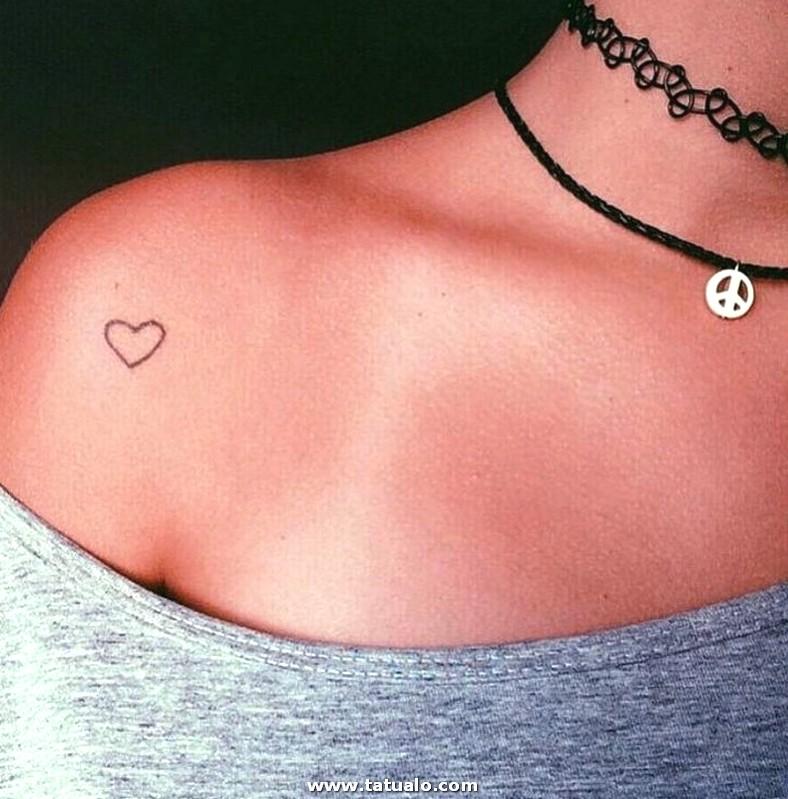 Tatuajes De Corazones Para Mujeres 2