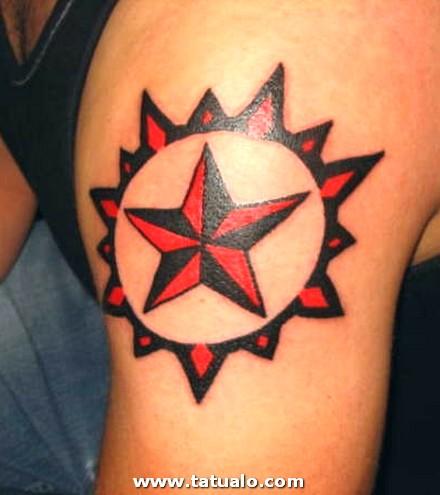 Tatuajes De Estrellas 117 400x450